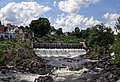Dam and waterfall, Putnam, CT.jpg