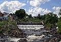 Dam and waterfall, Putnam, CT.jpg
