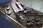 Dangerous weapons seized from holiday flights at Manchester Airport.jpg