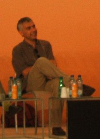 Daniel Schneidermann - Image: Daniel Schneidermann 2008