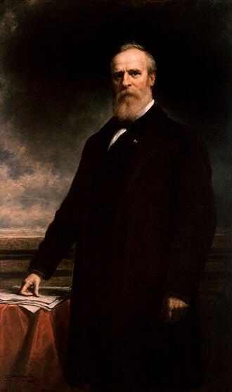 Presidency of Rutherford B. Hayes - Hayes (1884)