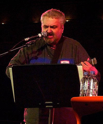 Picture of a band or musician: Daniel Johnston