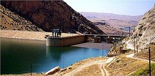Darbandikhan Dam