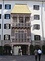Das Goldene Dachl in Innsbruck - panoramio.jpg