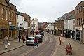 Daventry, nearing the bottom of High Street - geograph.org.uk - 1729646.jpg