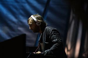 Dance (Alexandra Stan song) - Image: David Guetta (6978094560)