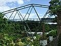 David Livingstone Memorial footbridge - geograph.org.uk - 895874.jpg