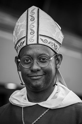 Roman Catholic Archdiocese of Fort-de-France–Saint-Pierre - Bishop David Macaire