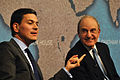 David Miliband MP and Senator George Mitchell (6256941633).jpg
