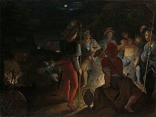 Claudius Civilis Besieges the Romans in Vetera Castra