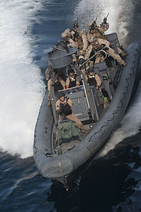 Defense.gov News Photo 110812-N-PB383-009 - Sailors assigned to the amphibious transport dock ship USS New Orleans LPD 18 operate a rigid-hull inflatable boat during a practice mission with.jpg