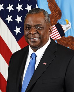 Lloyd Austin 28th United States Secretary of Defense