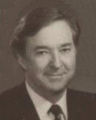 Walter Stosch - Image: Delegate Stosch 1988