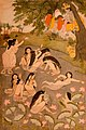Delhi-National Museum-Gopies demanding theirs clothes from Krishna-20131006.jpg