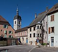 Delle - Place Raymond Formi & Église Saint-Léger.jpg