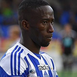 Demba Savage Gambian footballer