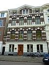 foto van Herenhuis, aan drie zijden vrijstaand, gebouwd in een eclectische bouwstijl met sterke invloed van de neo- renaissance