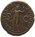 Denarius of Claudius (YORYM 2001 1433) reverse.jpg
