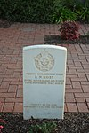 Deniliquin War Cemetery Headstone - Ross.JPG