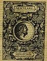 Deorvm dearvmqve capita, ex antiquis numismatibus Abrahami Ortelii collecta et historica narratione illustrata a Francisco Sweertio (1602) (14747775402).jpg