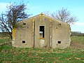 Derelict building, Broadwell airfield, Shilton, Burford - geograph.org.uk - 311657.jpg