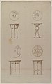 Designs for Four Decorated Tables. MET 1983.1056.jpg