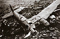 Destroyed German bombers - Heinkel HE 111.jpg