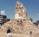 Dharara after Earthquake.png