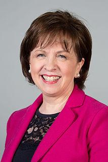 Diane Dodds British politician