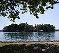 Die Roseninsel ist die einzige Insel im Starnberger See. - panoramio.jpg