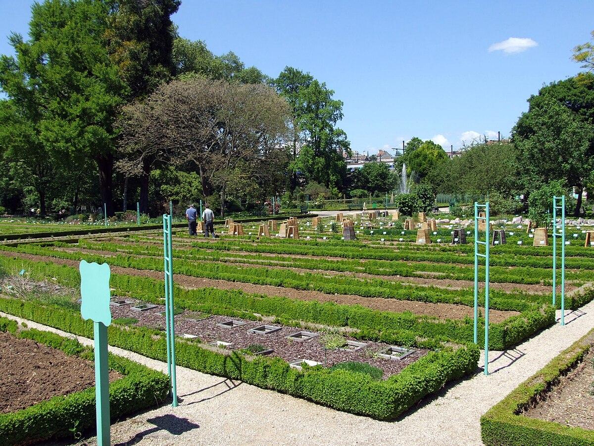 Jardin botanique de l 39 arquebuse wikipedia for Jardin botanique de conception
