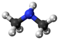 Dimethylamine 3D ball.png