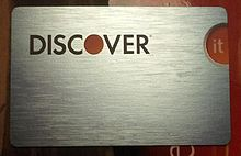 Discover card wikipedia business developmentsedit discover it card reheart Images