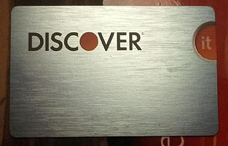 Discover Card - Discover it, the flagship credit card issued by Discover Financial Services.
