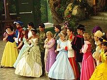 Princesses Disney Wikipédia