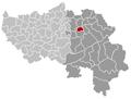 Dison Liège Belgium Map.png