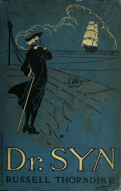 Doctor Syn 1915 Doubleday cover.png