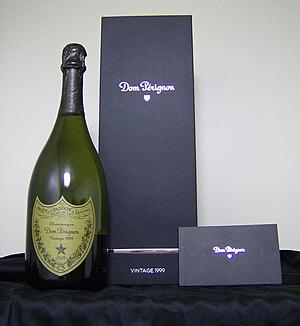 Dom Pérignon - Bottle of Dom Pérignon