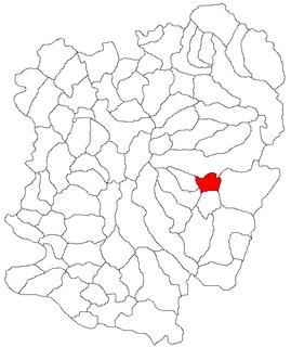 Domașnea Commune in Caraș-Severin County, Romania