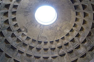 Dome of Pantheon Rome