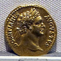 Domiziano, aureo, 81-96 ca., 03.JPG