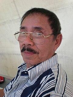 Don Pepot Filipino comedian