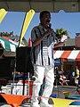 Don Pepot performing at 3AAF 3.JPG