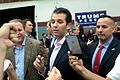 Donald Trump, Jr. with supporters (29977616194).jpg