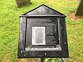 Doney grave info, Watford St Mary.jpg