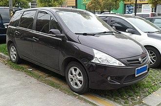 Dongfeng Fengxing Jingyi - Dongfeng Fengxing Jingyi compact MPV