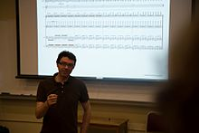 Donnacha Dennehy at the 2012 Mizzou International Composers Festival.jpg