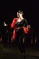 Dorothy Bhattacharya Dancing With Rabindra Sangeet - Sriniketan - Birbhum - 2017-10-21 5172.JPG