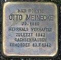 Dortmund Stolperstein Otto Meinecke.jpg