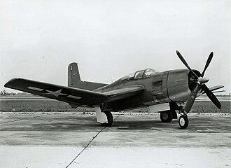 Douglas BTD Destroyer - The single-seat BTD-1